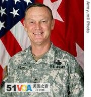 Army Major General Jay Hood