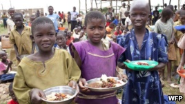 Hunger Gnaws at Burundi's Soul