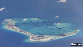 Taiwan Offers Peace Plan for South China Sea
