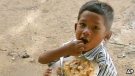 Project in Cambodia Finds Success in Improving Nutrition